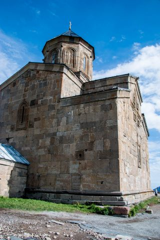 Holy Trinity Church, Kazbek