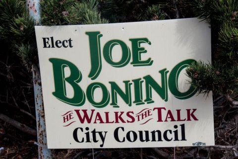 Election poster, Eureka, California