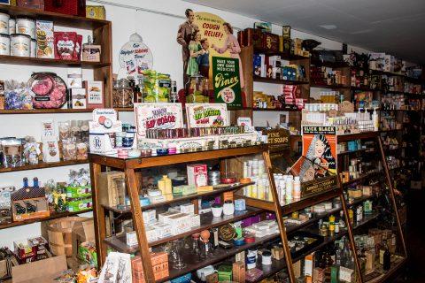 Inside General Store, Ferndale, California