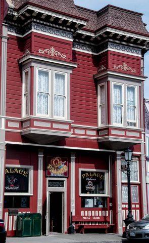 Saloon Palace, Ferndale, California