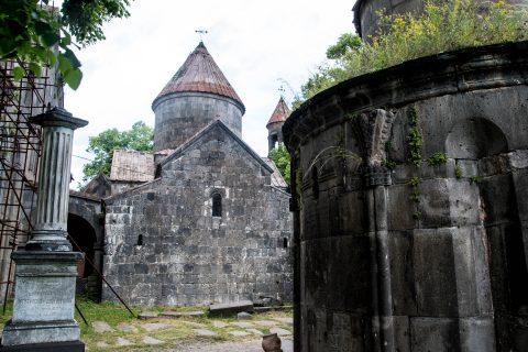 Sanahin Monastery, Alaverdi, Armenia