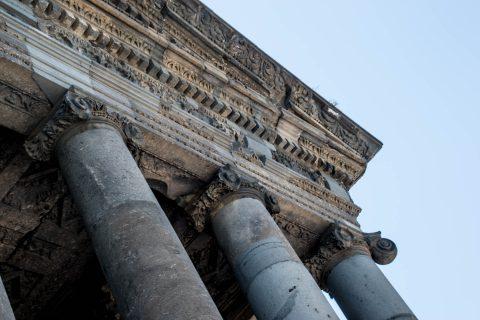 Garni Temple, near Yerevan, Armenia