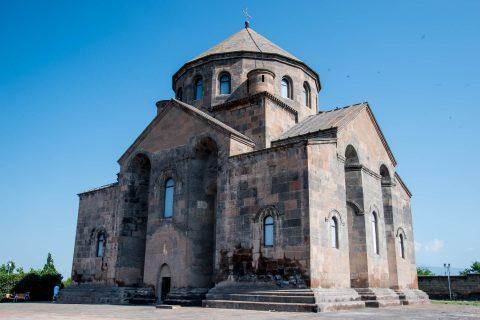 St Hripsime Church, Echmiadzin,  Armenia