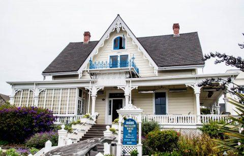 MacCullum House, Mendocino, California