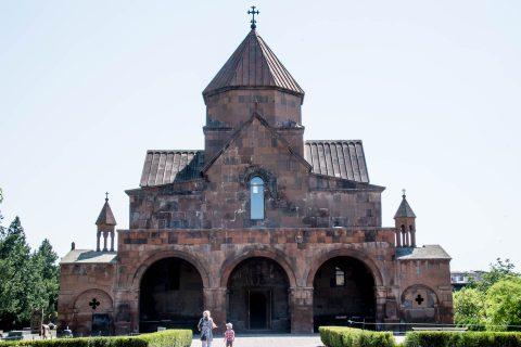 Church of St Gayane, Echmiadzin, Armenia