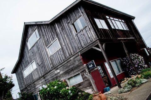 Kastern Street house, Mendocino, California