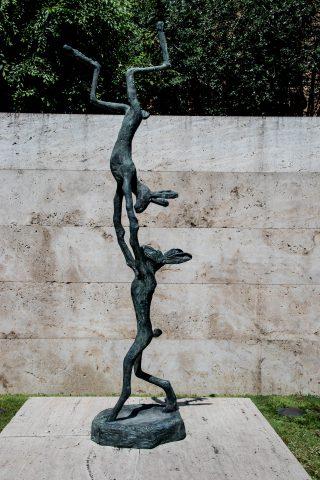 Barry Flanagan sculpture, Yerevan