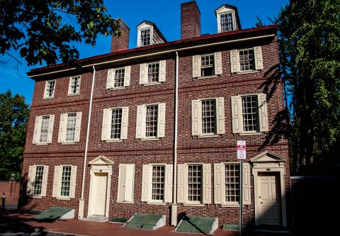 Todd House, Philadelphia