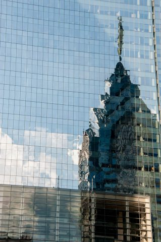 Center City reflections, Philadelphia