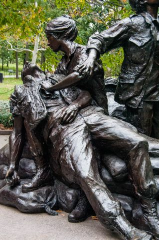 Vietnam Women's Memorial, Washington DC