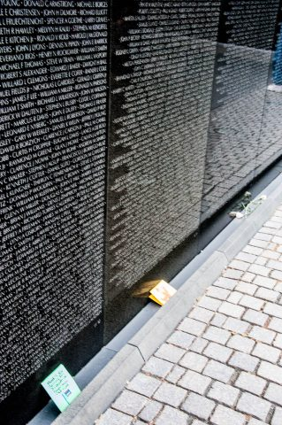 Vietnam Veterans Memorial, Washington DC