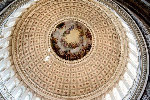 The Rotunda, The Capitol, Washington DC