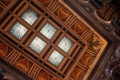 Library of Congress, The Capitol, Washington DC