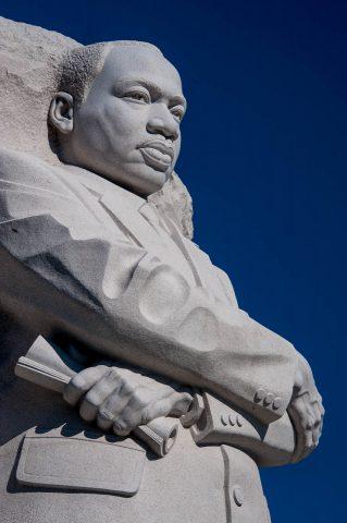 Martin Luther King Jr Memorial, Washington DC