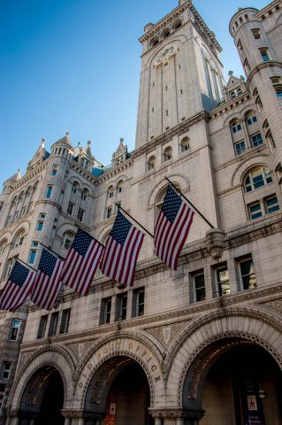 Old Post Office Tower, Washington DC