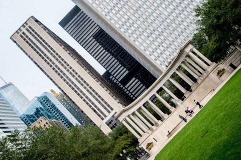 Millennium Monument, Millennium Park, Chicago