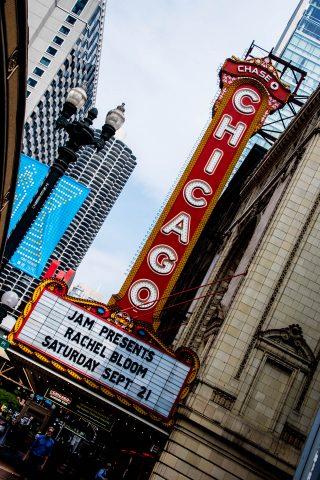 Theatre district, Chicago