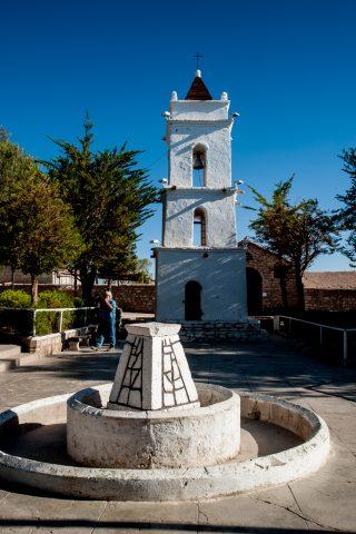 Iglesia de San Lucas, Toconao, Chile