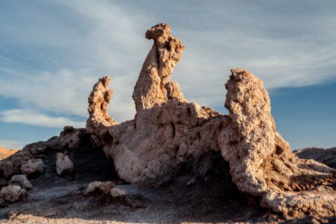 The Three Mary's, Valle de la Luna, San  Pedro de Atacama, Chile