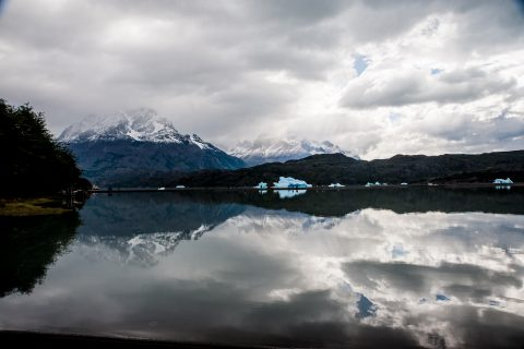 Lago Grey, Torres del Paine National Park, Chile