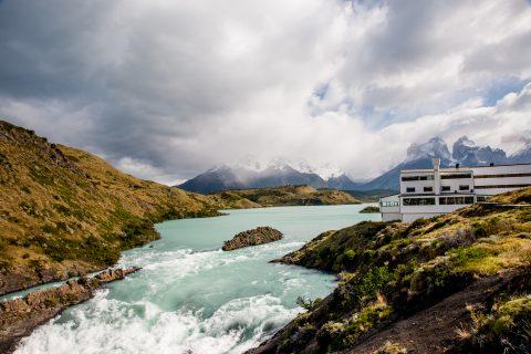 Salto Chico & Explora hotel, Tores del Paine National Park, Chil
