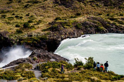 Salto Grande, Torres del Paine, National Park, Chile