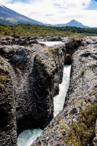Saltos del Petrohue,  Petrohue, Chile