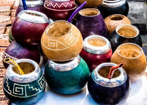Mata cups, Buenos Aires, Argentina