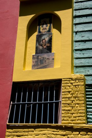 El Caminito, La Boca, Buenos Aires, Argentina