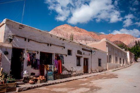 Cerro de Siete Colores, Purmamarca, Argentina