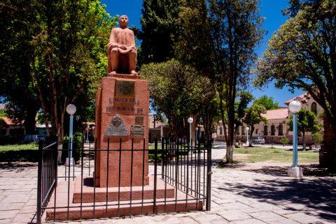 San Martin, Humahuaca, Argentina