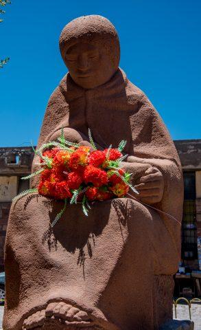 Madre Querida statue, Humahuaca, Argentina
