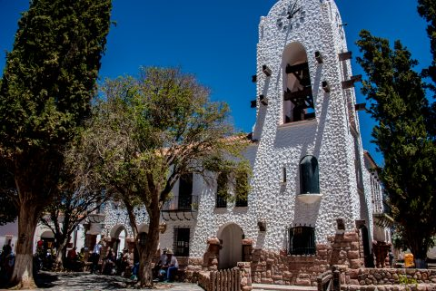 Town Hall, Humahuaca, Argentina