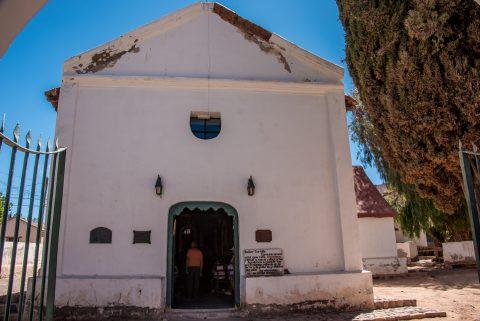 Church, Uquia, Humahuaca Gorge, Argentina