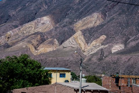 Painter's Palette, Maimara, Humahuaca Gorge, Argentina