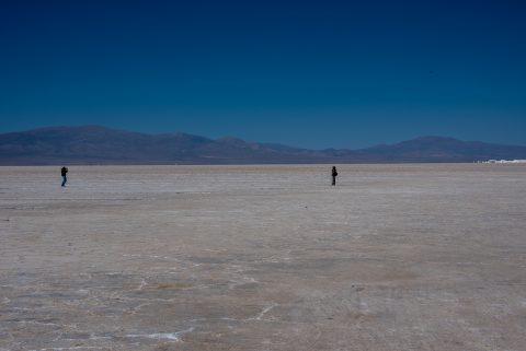 Salinas Grandes, Altiplano, Argentina