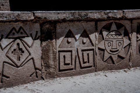 Salt blocks, Salinas Grandes, Argentina