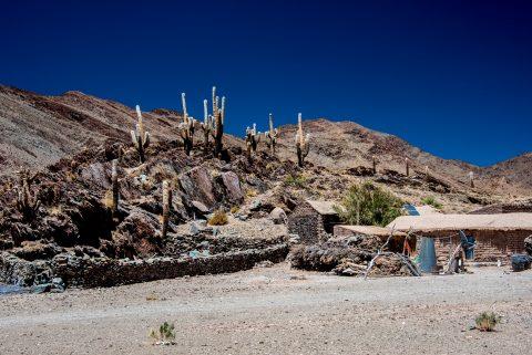 Esquina, Salt flats, Altiplano, Argentina