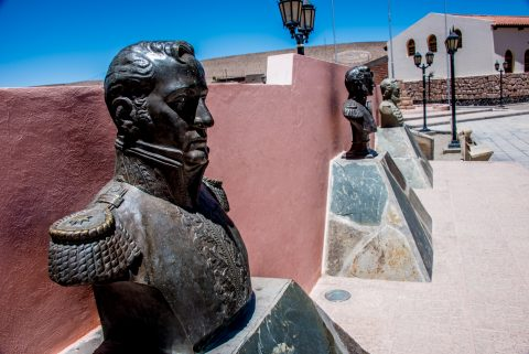 San Antonio de los Cobres, Altiplano, Argentina