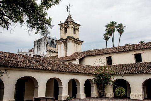 Colonial building, Salta, Argentina
