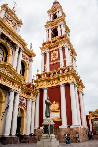 San Francisco church, Salta, Argentina