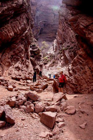 Devil's Throat, Quebrada de las Conchas, Cafayate, Argentina