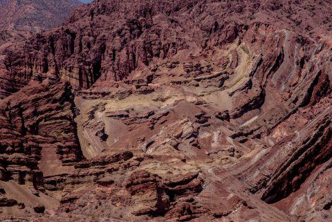 Les Yesera (Gypsum quarry) Quebrada de las Conchas, Argentina