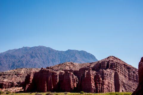 Los Castillos, Quebrada de las Conchas , Argentina