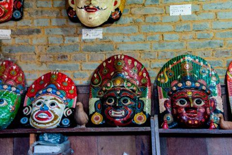 Local masks, Bhaktapur