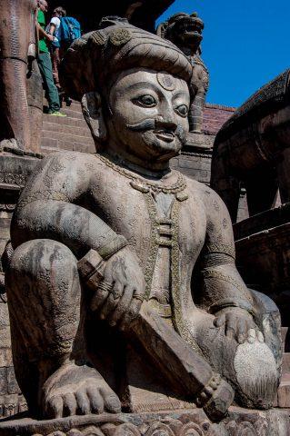 Nyatapola temple, Bhaktapur, Nepal