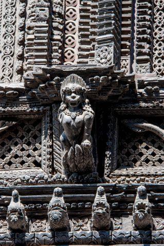 Basantapur Palace, Kathmandu, Nepal
