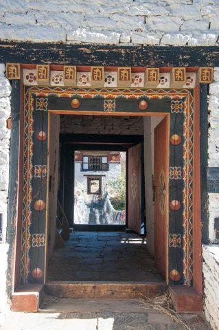 Tachogang Lhakhang, Paro Valley, Bhutan