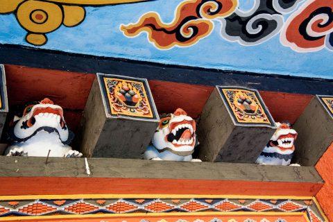 School of Traditional Arts, Thimphu, Bhutan