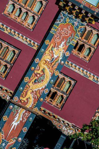 Clock Tower Square, Thimphu, Bhutan